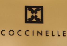 Coccinelle логотип бренда