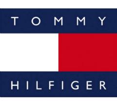 логотип бренда tommy hilfiger