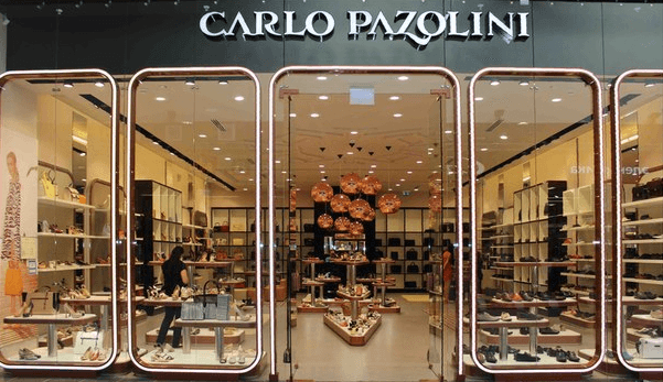 Carlo Pazolini дисконт