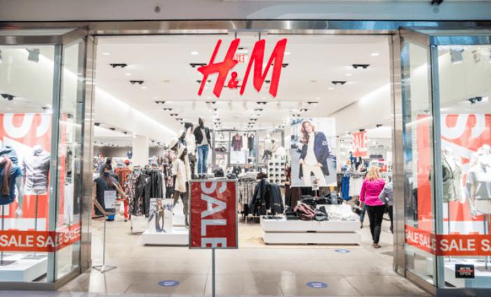 H&M дисконт