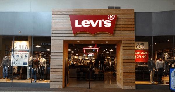 Левис дисконт магазин