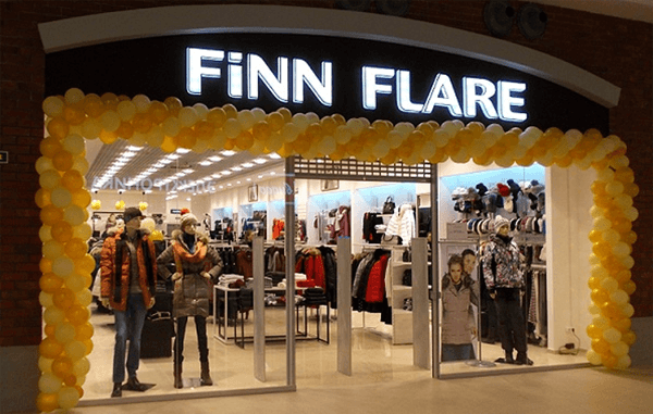 finn flare дисконт