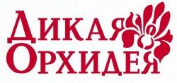 логотип сети магазинов дикая орхидея